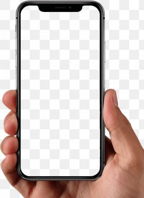 Smartphone - IPhone X Mobile App Handheld Devices Smartphone PNG