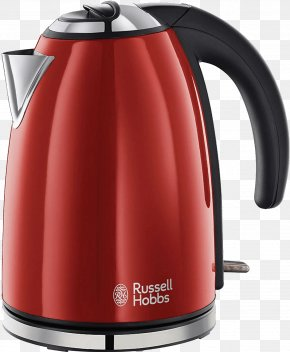 Kettle Image - Kettle Russell Hobbs Electric Water Boiler Kitchen PNG