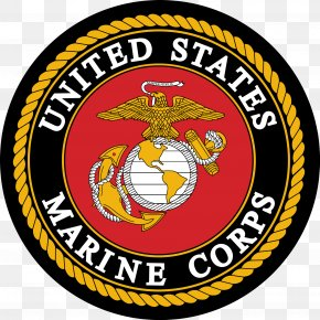 Marine Cliparts - United States Marine Corps Marines Military Eagle, Globe, And Anchor PNG