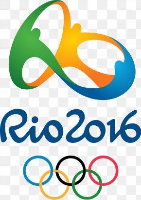 Rio Olympics Illustration - 2016 Summer Olympics 2016 Summer Paralympics Olympic Games Rio De Janeiro Olympic Symbols PNG