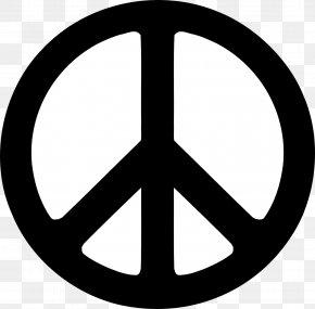 Generous Cliparts - Peace Symbols T-shirt Clip Art PNG