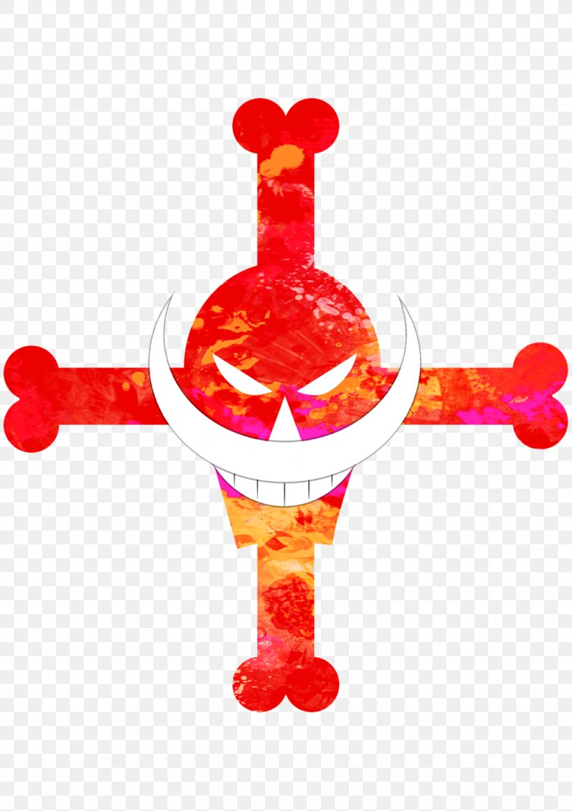 Edward Newgate Logo Piracy One Piece Monkey D Luffy Png