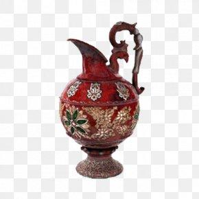 Vase - Wavefront .obj File 3D Computer Graphics Model Vase Texture Mapping PNG