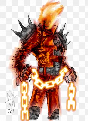 Ghost Rider Face Image - Ghost Rider Johnny Blaze Film PNG