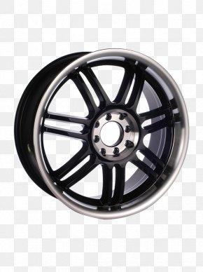 Alloy Wheel - Alloy Wheel Car Tire Spoke Toyota PNG