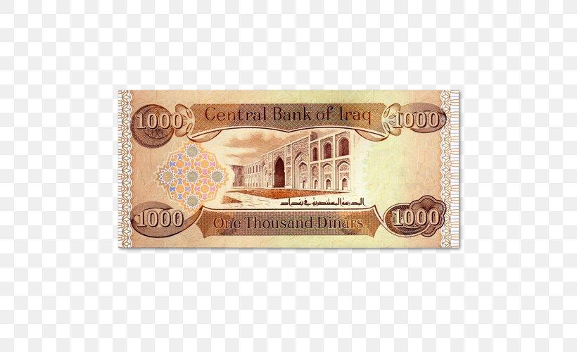 Iraqi Dinar Banknote Denomination