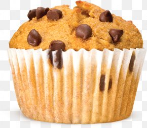 Muffin - Muffin Breakfast Cuisine Of The United States Banana Bread Chocolate Brownie PNG