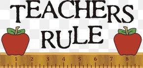 Elementary Schools Cliparts - Substitute Teacher Clip Art PNG