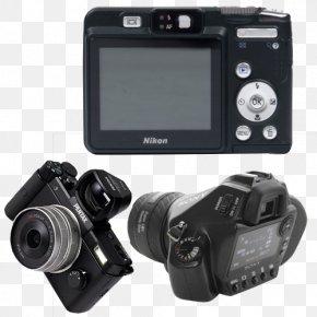 New Digital Video Camera - Camera Lens Video Camera Electronics PNG