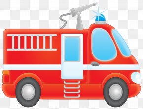 Fire Engine - Car Royalty-free Fire Engine Firefighter Clip Art PNG