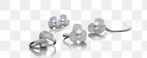 Silver Jewellery - Earring Jewellery Necklace Gemstone Silver PNG