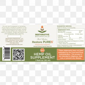 Black Seed Oil - Hemp Oil Infusion Flavor PNG