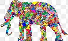 Art - Modern Art Modernism Elephant Clip Art PNG