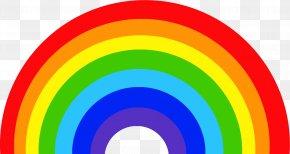 Rainbow Image - Rainbow Light PNG