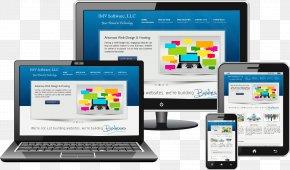 Web Design - Web Development Responsive Web Design Web Developer PNG