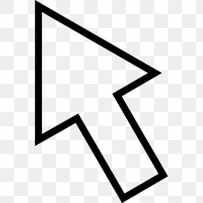 Mouse Cursor - Computer Mouse Arrow Pointer Cursor Icon PNG