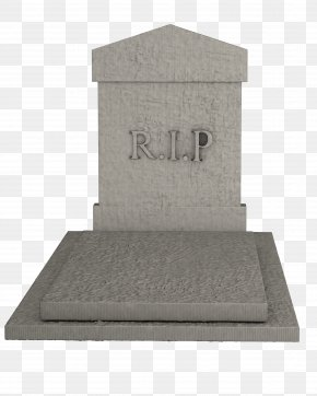 Headstone - Headstone Grave Cemetery Burial Funeral PNG