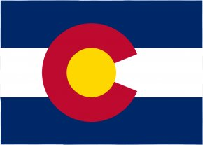 Colorado Cliparts - Flag Of Colorado State Flag Flag Of The United States PNG