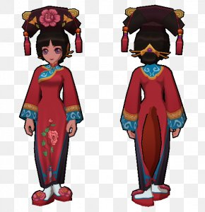 Ancient Costume - Costume Design Cartoon Character PNG