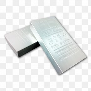 Silver - Silver Bar PNG
