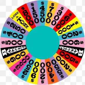 United States - United States Game Show Wheel PNG