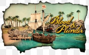 Blood And Plunder: The Collector's Edition Golden Age Of Piracy Game Spanish Main PNG