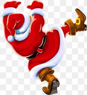 Cartoon Santa Claus - Santa Claus Ded Moroz Snegurochka Christmas PNG