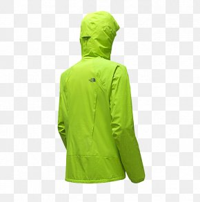 Men's Running Jacket On The Back Of The North - Trail Running The North Face Man PNG