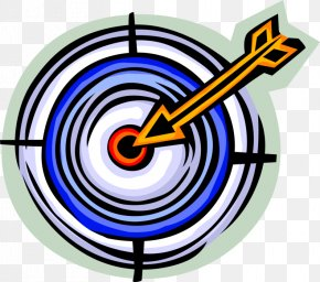 Bullseye Illustration - Clip Art Vector Graphics Illustration Image PNG