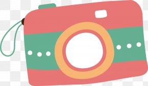 Vector Hand Drawing Camera - Drawing Camera Photography Clip Art PNG