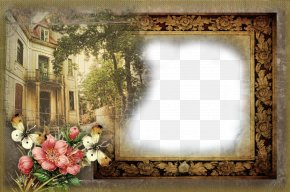 Patio - Picture Frames PNG