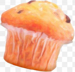 Beautiful Orange Cake - Muffin Egg Tart Bxe1nh Cake PNG