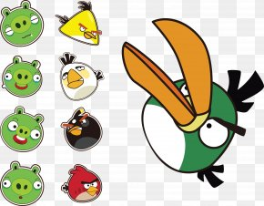 Angry Birds Vector - Angry Birds Star Wars Angry Birds Rio Angry Birds Friends Clip Art PNG