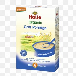 Milk - Baby Food Porridge Organic Food Breakfast Cereal Holle PNG