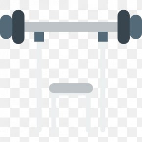 Fitness - Dumbbell Olympic Weightlifting Weight Training Physical Fitness PNG