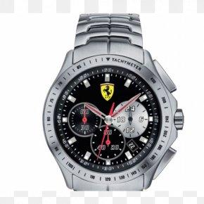 Watch - Watch Scuderia Ferrari Car Luxury Vehicle PNG