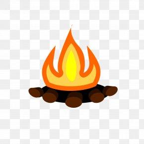 Campfire Transparent Image - Smore Bonfire Campfire Halloween Clip Art PNG