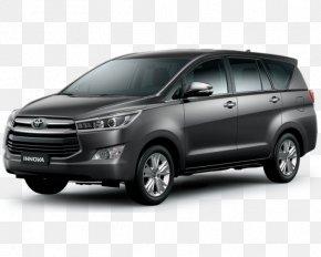Toyota Seven Cars - Toyota Innova Toyota Avanza Car Rush PNG