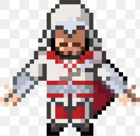 Pixel Art - Assassin's Creed III Assassin's Creed: Origins Assassin's Creed Unity PNG