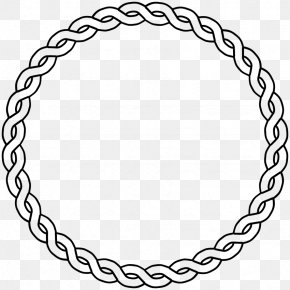 Circle Border - Celts Circle Word Scottish People Clip Art PNG