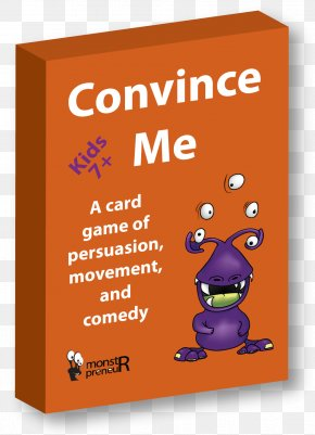 Convince - Kids Card Game Great Kids Games Player PNG