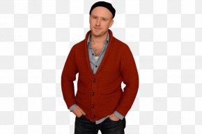 Shia Labeouf - Outerwear Sleeve Sweater Jacket Cardigan PNG