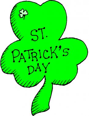 Happy St Patricks Day Clipart - Saint Patricks Day Coloring Book Shamrock Leprechaun St. Patricks Day Activities PNG