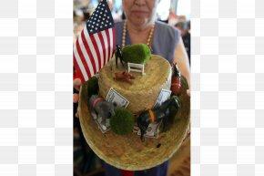 Kentucky Derby-hat - Cuisine CakeM PNG
