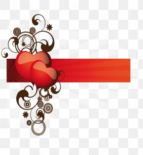 Valentine's Day - Valentine's Day Heart Clip Art PNG
