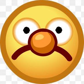 Sad - Emoticon Smiley Wink Emoji Clip Art PNG