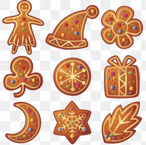 Christmas Traditional Pastries PNG