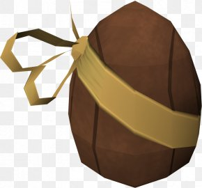 Chocolate Egg - RuneScape Easter Bunny Chocolate Mask Chicken PNG