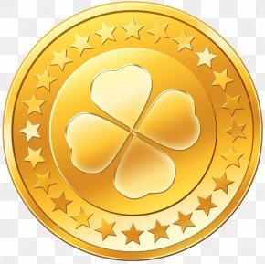 Gold Coin Image - Gold Coin Clip Art PNG