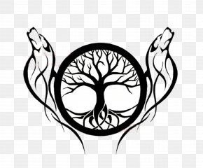 Tree Of Life Drawing Celtic - Tattoo Tree Of Life Drawing Idea PNG